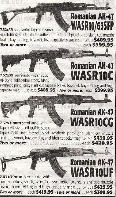 AK 47 Ad